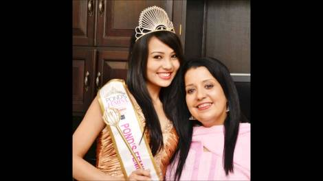 Tiara student Sagarika Chhetri won Femina Miss India East 2013 and went on to place in the Top 10 of FMI'13.