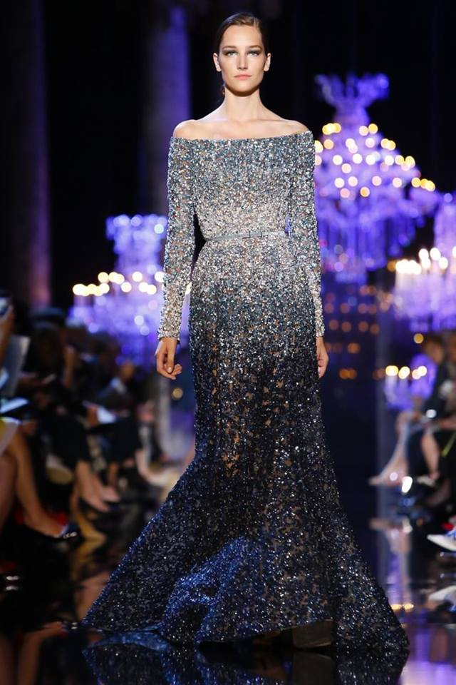 Elie saab haute couture fall winter 2014 collection for List of haute couture designers