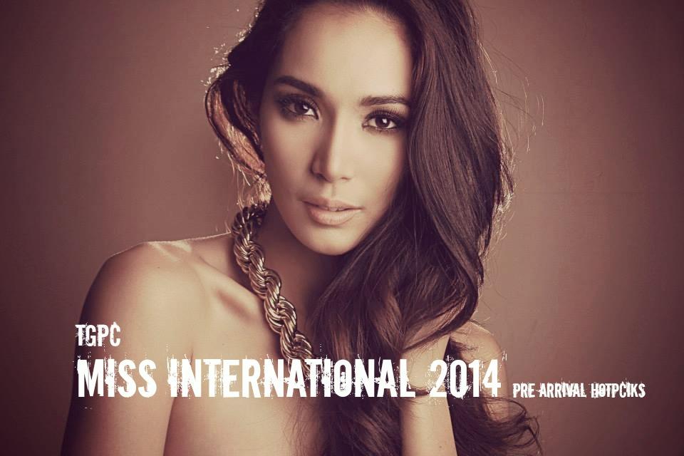 BEA ROSE SANTIAGO MISS INTERNATIONAL 2014