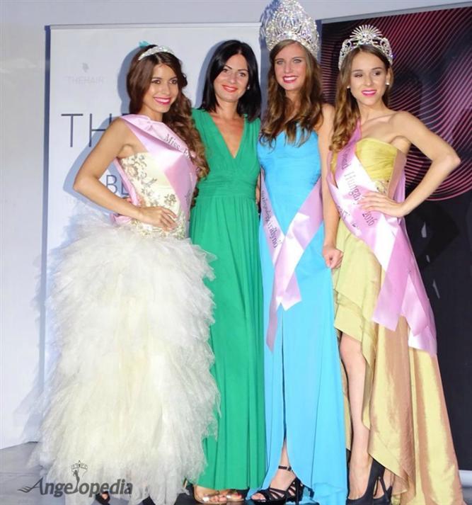 Miss International Hungary 2016