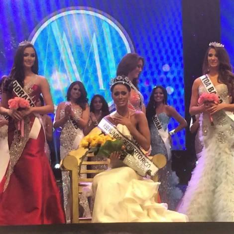 Miss Mundo Puerto Rico 2015 Contestants