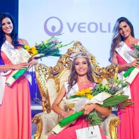 Dominika Molnar is Miss Hungary Supranational 2015