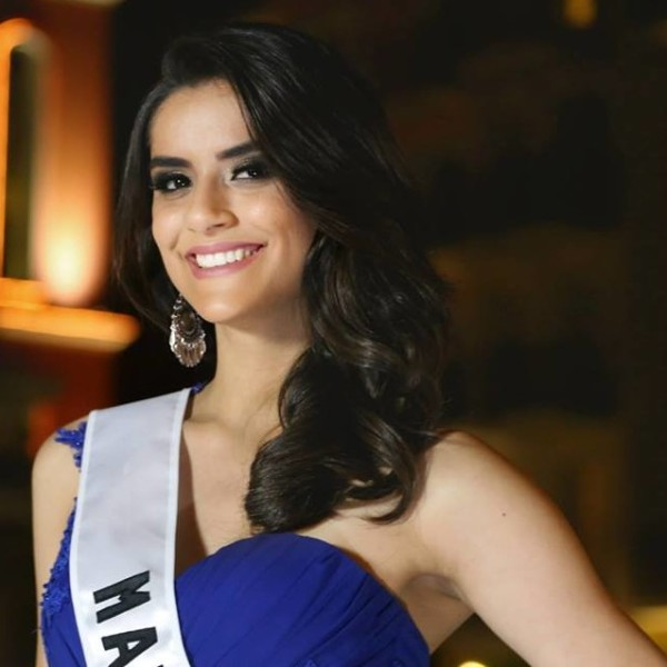 Nathalia Lago from Brazil crowned Miss United Continents 2015