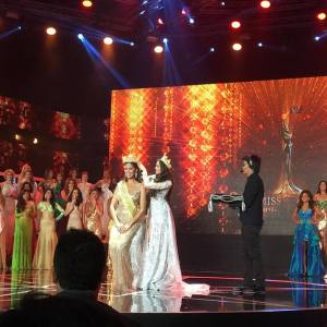 Miss Grand International 2015: Anea Garcia from Dominican Republic wins the title