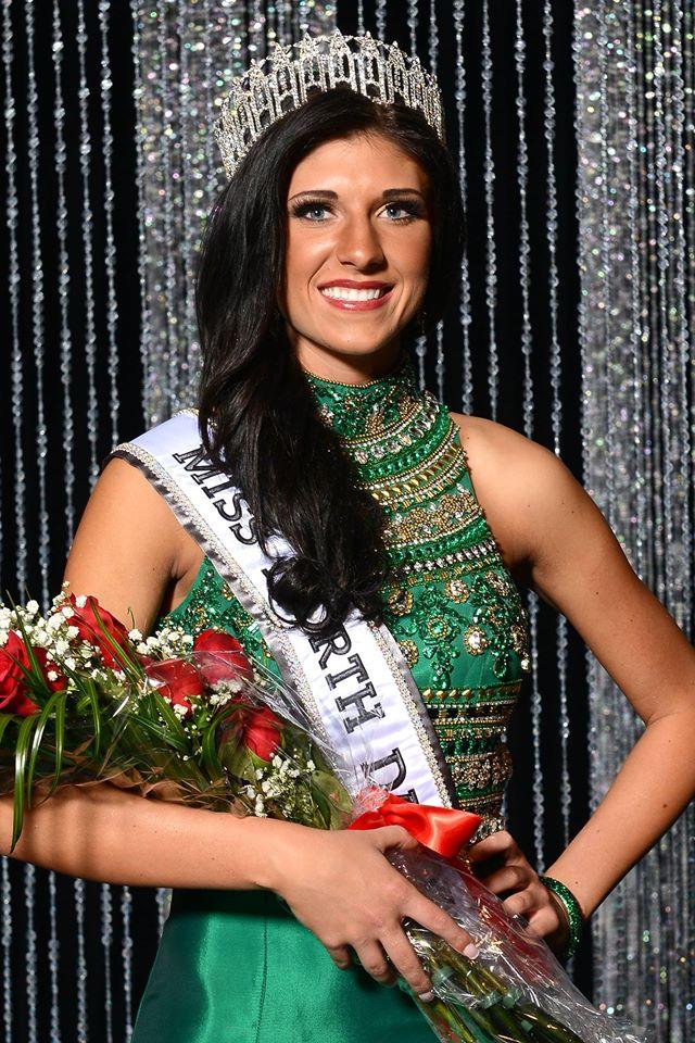 Miss North Dakota USA Halley Maas wins Miss North Dakota USA 2016 The Great Pageant