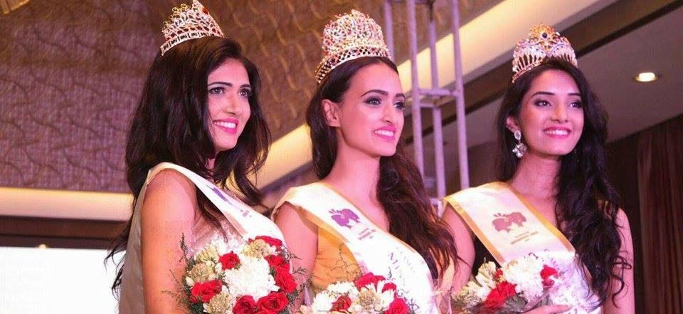 Aaital Khosla wins Miss Earth India 2015
