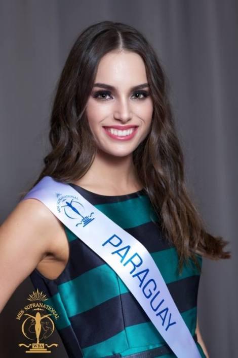 Miss Paraguay Stephania Stegman wins Miss Supranational 2015