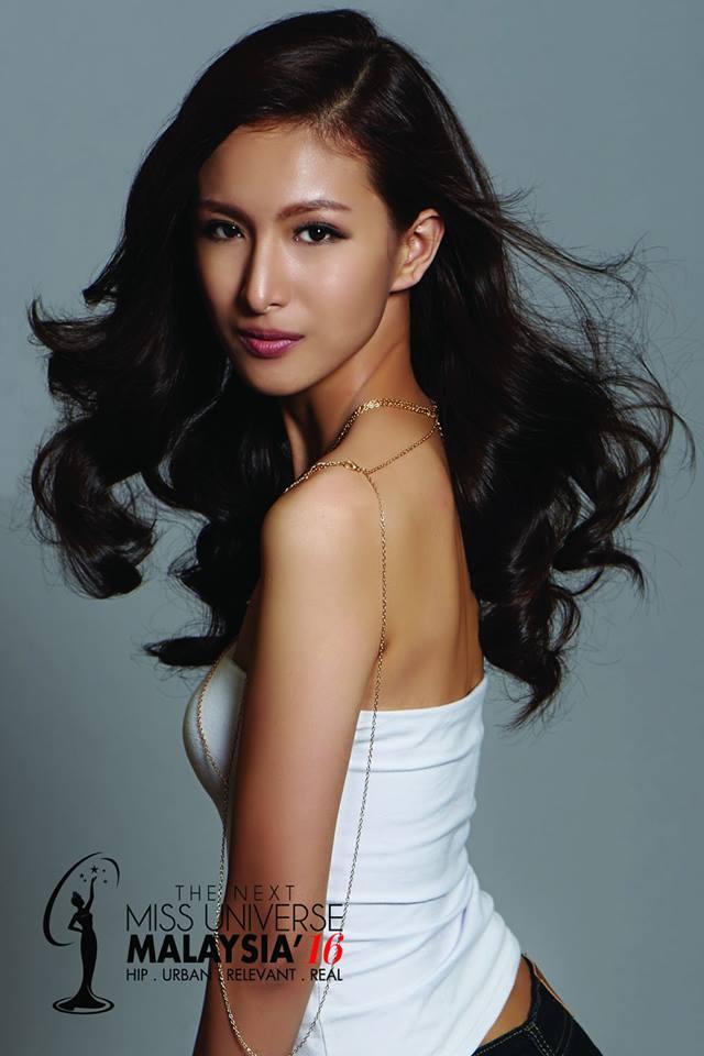 Miss Universe Malaysia 2016 Contestants