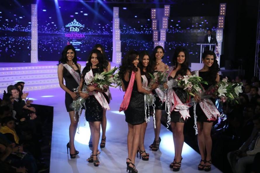 Rajkanya Baruah wins fbb Femina Miss India Kolkata 2016