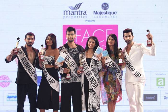 Face of India 2016 winners
