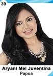 LITA AYUDIAH CAPRIANI MAKATITA IS A CONTESTANT AT PUTERI INDONESIA 2016
