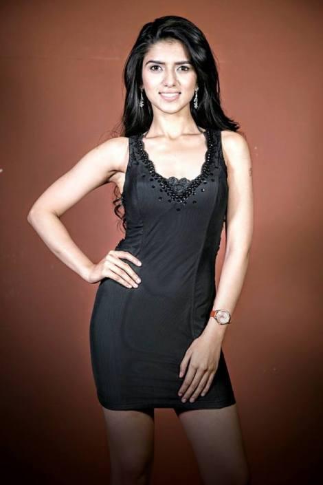 Akshata Yadav is a contestant at Femina Miss India Delhi 2016