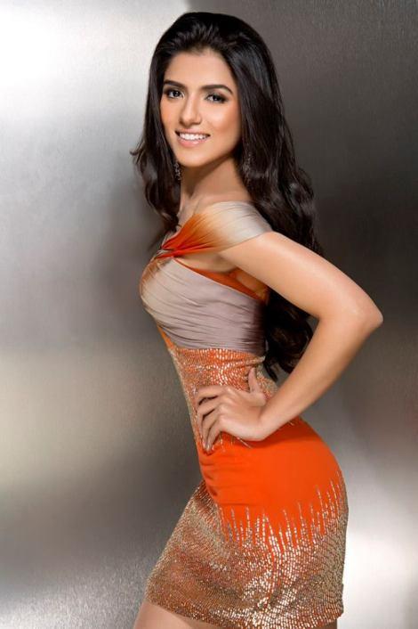 Akshita Yadav during Femina Miss India Delhi 2016 Glam Shots