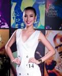 Binibini 14- PAULA RICH BARTOLOME during Binibining Pilipinas 2016 Official Shots