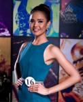 Binibini 16-VINA PRULLA OPENIANO during Binibining Pilipinas 2016 Official Shots