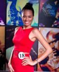 Binibini 18-SHEENA B. DALO during Binibining Pilipinas 2016 Official Shots