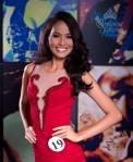 Binibini 19- MARIA LINA N. PRONGOSO during Binibining Pilipinas 2016 Official Shots