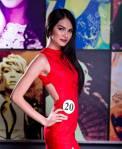 Binibini 20- KIM ROSS DELOS SANTOS during Binibining Pilipinas 2016 Official Shots