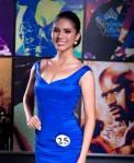 Binibini 25- ANJELLICA LOPEZ during Binibining Pilipinas 2016 Official Shots