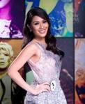 Binibini 3- ANGELA LAUREN D. FERNANDO during Binibining Pilipinas 2016 Official Shots