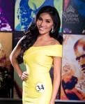 Binibini 34-SARAH CHRISTINE BONA during Binibining Pilipinas 2016 Official Shots