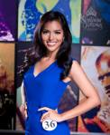 Binibini 36-MARIA GIGANTE during Binibining Pilipinas 2016 Official Shots