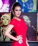 Binibini 38- ANGELICA R. ALITA during Binibining Pilipinas 2016 Official Shots
