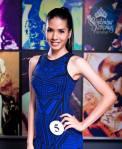 Binibini 5-RIANA AGATHA L. PANGINDIAN during Binibining Pilipinas 2016 Official Shots