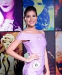 Binibini 6-CANDY N. DEL CASTILLO during Binibining Pilipinas 2016 Official Shots