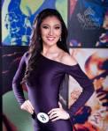 Binibini 8- KAREN IBASCO during Binibining Pilipinas 2016 Official Shots