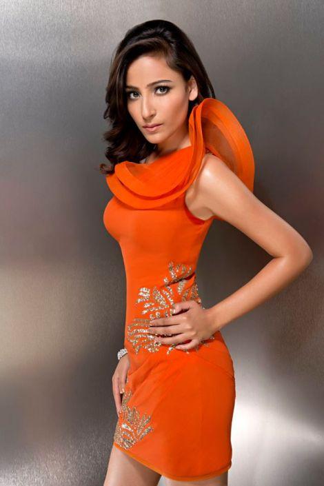 Gauri Mehta during Femina Miss India Delhi 2016 Glam Shots
