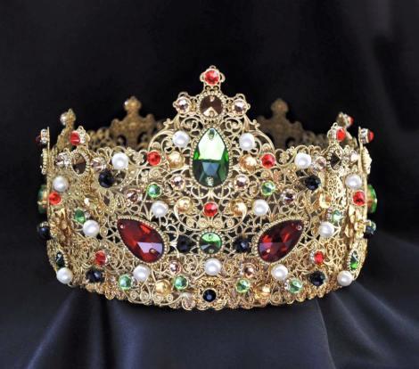 Miss World Guyana 2016 crown
