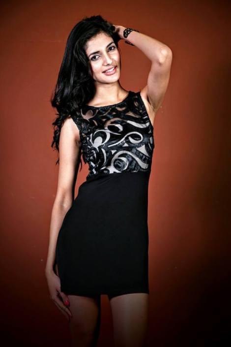 Natasha Singh is a contestant at Femina Miss India Delhi 2016