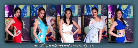 Binibining Pilipinas 2016 Official Shots