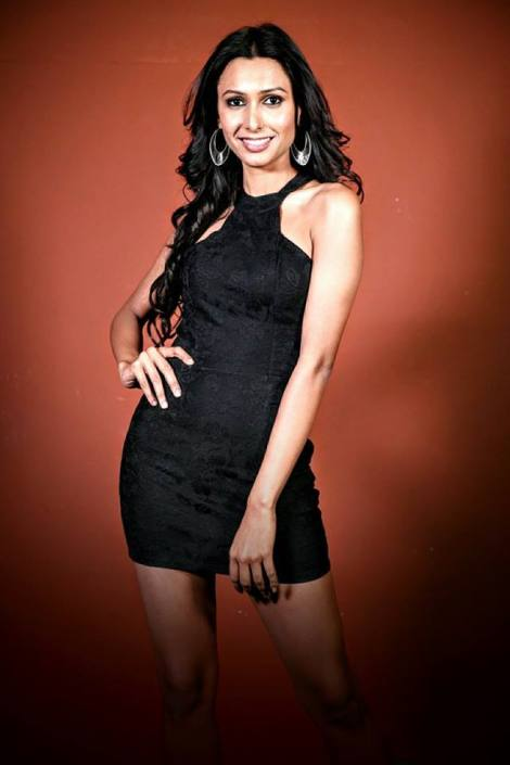 Soumya Saxena is a contestant at Femina Miss India Delhi 2016