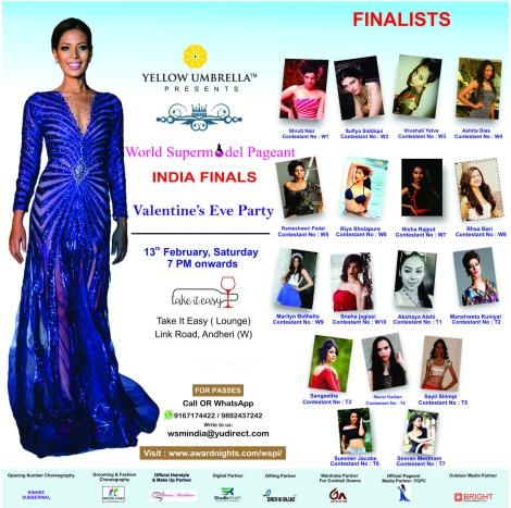 World Supermodel India