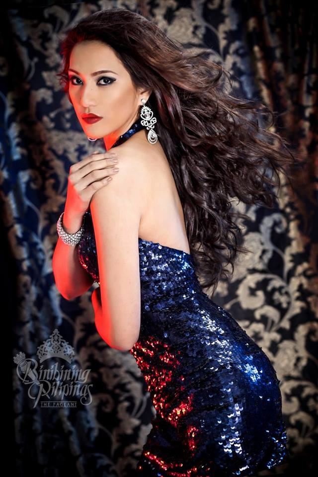 Binibini #21-JESSICA L. GONZALES during Binibining Pilipinas 2016 Glam Shots