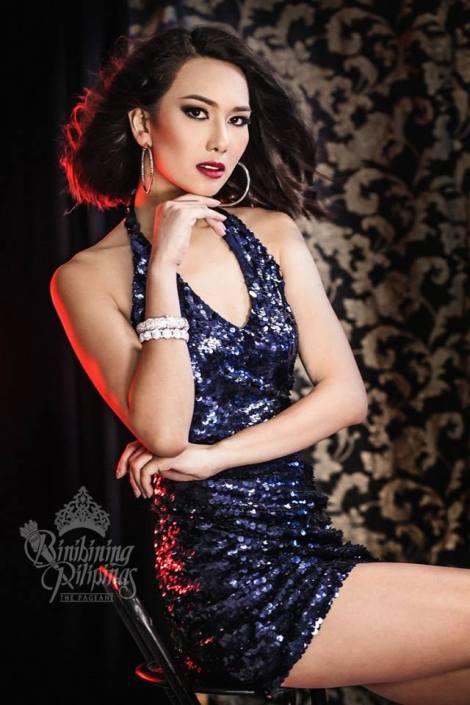 Binibini #26-JENNIFER HAMMOND during Binibining Pilipinas 2016 Glam Shots