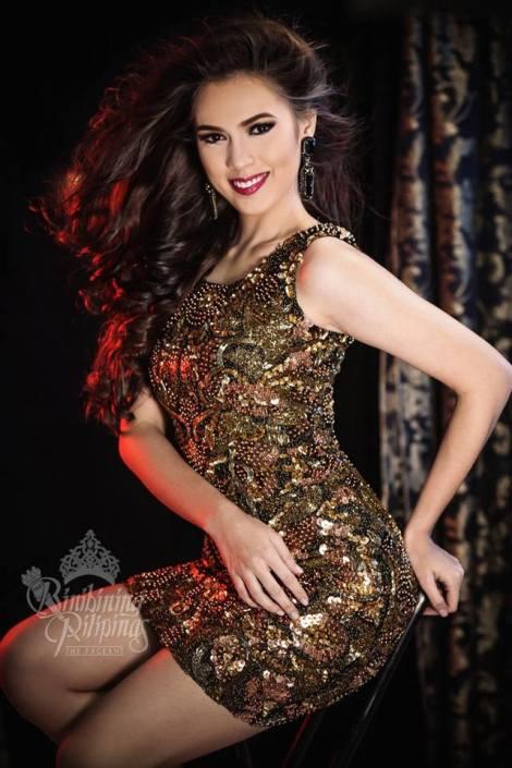 Binibini #38-ANGELICA R. ALITA during Binibining Pilipinas 2016 Glam Shots