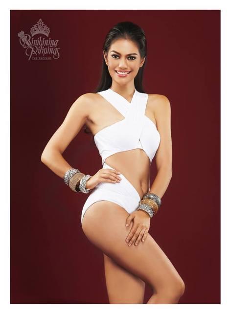 Binibini# 4 -KIMBERLE MAE LICAO PENCHON during Binibining Pilipinas 2016 Swimsuit portraits