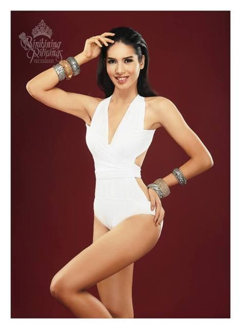Binibini# 5- RIANA AGATHA L. PANGINDIAN during Binibining Pilipinas 2016 Swimsuit portraits