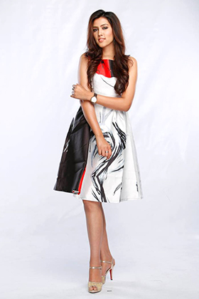 Roshani Khatri is a contestant of Miss Nepal 2016 pageant