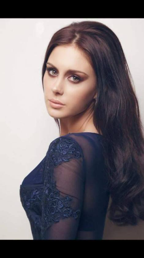 Bryony Thomas  is a contestant of Miss Wales 2016