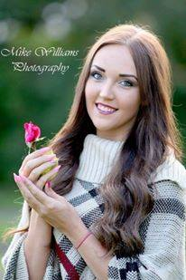 Chanel Stevens is a contestant of Miss Wales 2016