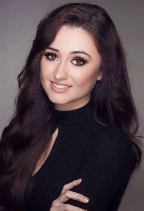 Chloe Dobbin is a contestant of Miss Wales 2016