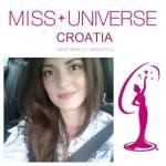 JOSIPA RAŠIĆ is a contestant of Miss Universe Croatia 2016