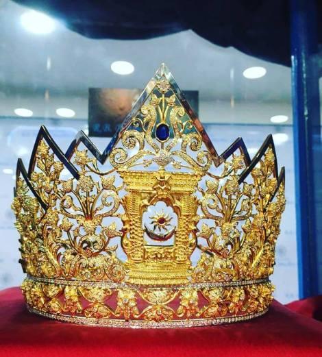 Miss Nepal 2016 crown