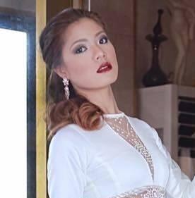 Joanna Ricci Alajar is representing Philippines at Supermodel International 2016