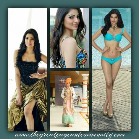 Priyanka Singh is one of favorites for Femina Miss India 2016