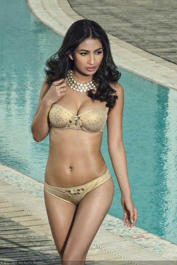 Rajkanya Baruah in Swimsuit